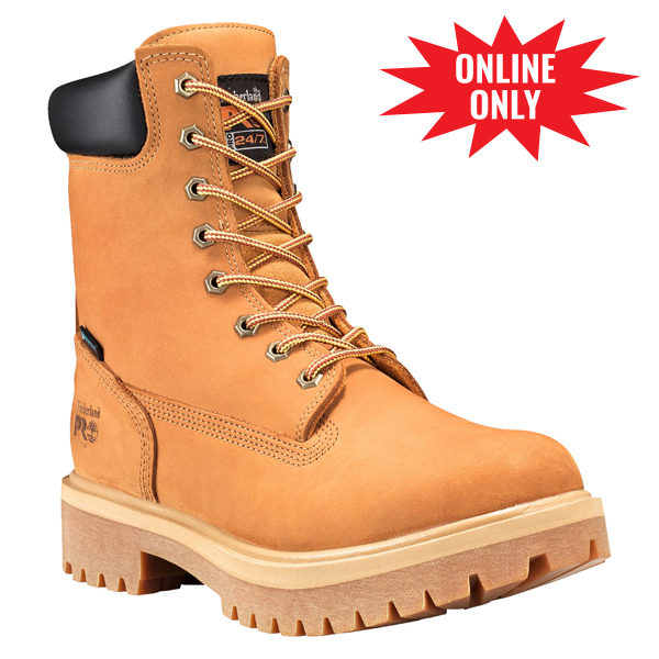 Timberland Men's Comp Toe EH WP 8 Inch Boot