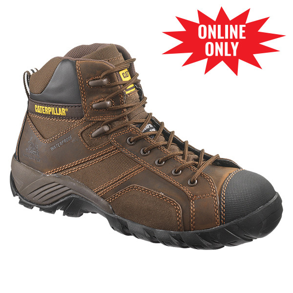 b42747c40a4 Men s CAT Argon Composite Toe Waterproof Boots - Electrical Hazard (EH)